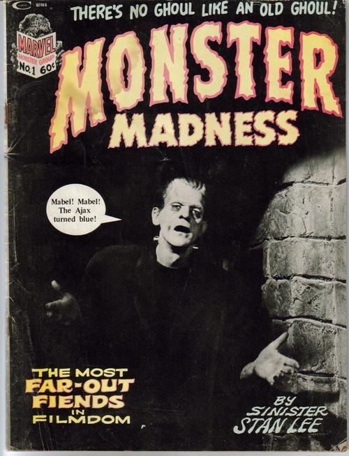 Monster madness  1