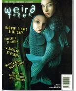 Weird Tales # 348 Darwin Witches Clones Bi-Polar Werewolf Melissa Mar Lo... - $7.96