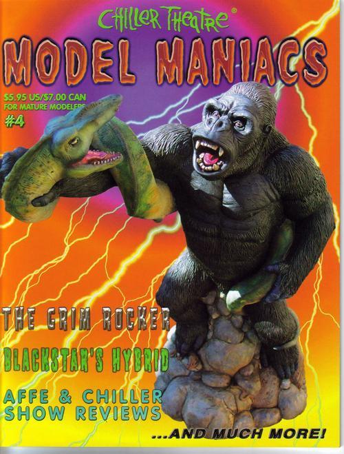 Model maniacs  4