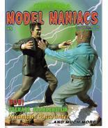 Chiller Theatre Model Maniacs #5 Teenage Frankenstein Midnight Encounter - $10.95