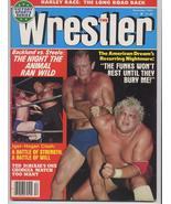 The Wrestler Dec 1981 Snuka Steamboat Lou Albano Dusty Rhodes - $7.96