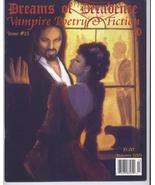 Dreams Of Decadence #15 Vampire Gothic Poetry Fiction Emo - $7.96