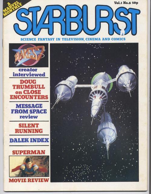 Starburst  6