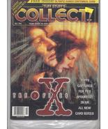 Tuff Stuff Collect Oct 1995 X-Files Olympic Centennial Card Topps - $5.95