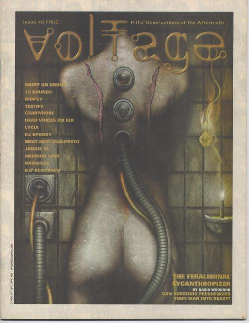 Voltage #8 Sheep On Drugs 12 Rounds Biopsy Testify Gear Music
