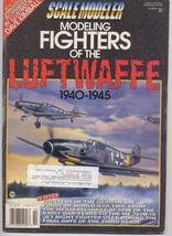Scale Modeler Summer 1997 Modeling Fighters Of The Luftwaffe 1940 1945 - $5.95
