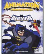 SDCC 2008 Animation Magazine Promo Edition Batman Brave And The Bold - $8.46