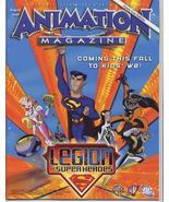 Animation Magazine Comic-Con Edition LOSH DC Heroes - $6.76