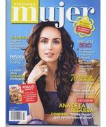 Siempre Mujer V3 #2 Mexican Magazine Ana De La Reguera Tu Familia - $5.95