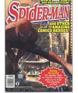Inside Comic Heroes #3 Spider-Man Green Hornet Sheena Dr Octopus - $8.46