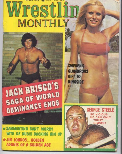 Wrestling monthly