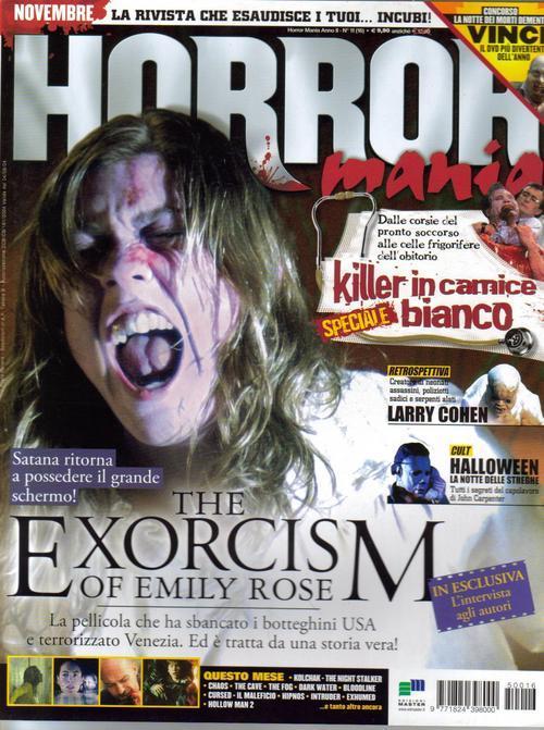 Horror mania 16