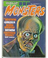 Movie Monsters #3 The Wolfman Godzilla Boris Karloff Batman Forbidden Pl... - $8.46