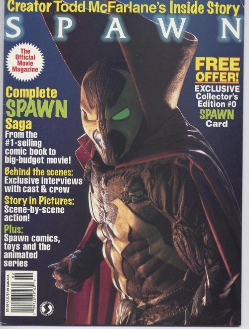 Spawn magazine