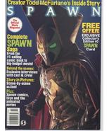 Spawn Official Movie Magazine Todd McFarlane Action Adventure - $8.46