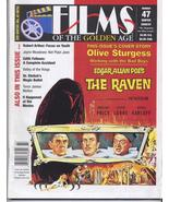 Films Of The Golden Age #47 The Raven Olive Sturgess Jayne Meadows James... - $7.61