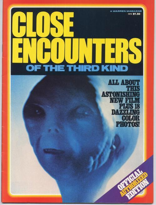 Close encounters of the 3rd kind sp  ed