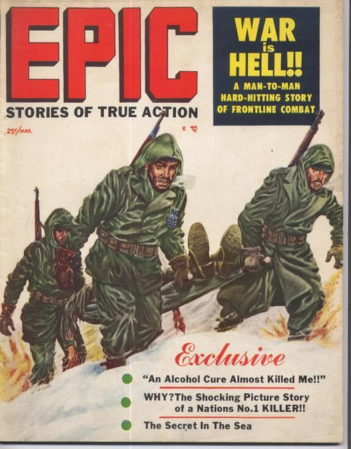 1957 epic premiere issue