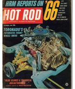 Hot Rod Magazine Oct 1965 390 Comet Hemi Dodge Mustang - $7.95
