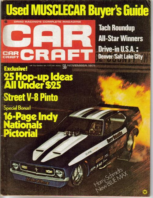 Car craft nov 71