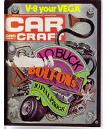 Car Craft Dec 1970 V-8 Vega Low Buck Bolt Ons Mercedes - $6.95