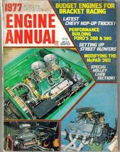 Popular Hot Rodding 1977 Engine Annual Budget Engines - $4.95