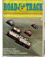 Road & Track Magazine Mar 1970 2.2 Porsche 911S Fiat 12 - $6.95