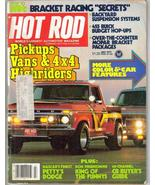 Hot Rod Magazine July 1977 455 Buick Petty's Dodge Pickups Vans 4x4 High... - $5.95