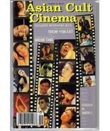 Asian Cult Cinema #19 Chow Yun Fat Naomi Tani Godzilla In America - $7.96
