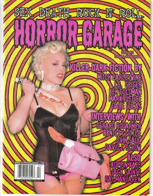Horror garage 12