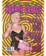 Horror Garage #12 Mitch Earlewine Ken Goldman John Saul Action Adventure - $5.56