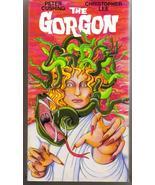 The Gorgon VHS Rare Peter Cushing Christopher Lee Hammer Films Classic H... - $49.95