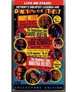 Dancin' In The Street VHS Rare Mary Wells David Ruffin Martha Reeves Edd... - $99.95