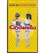 Cinderella VHS Looking Back The Video Collection Hits Shake Me Somebody ... - $24.95