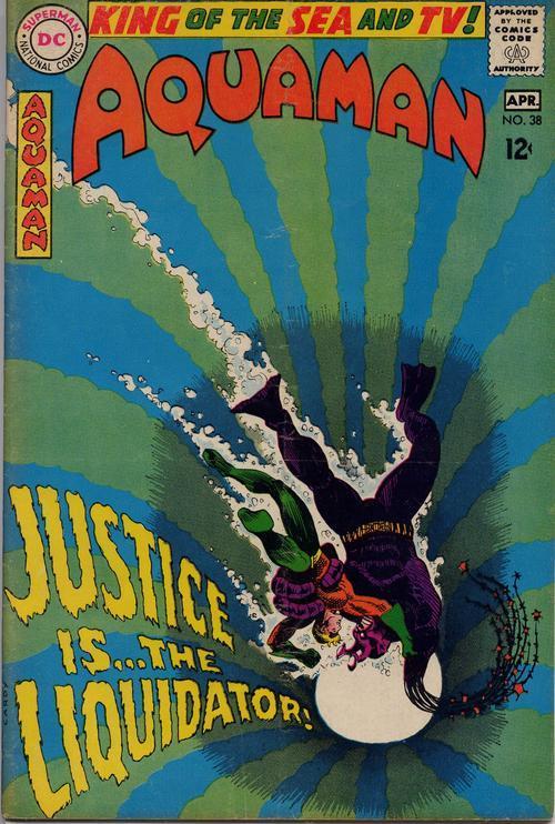 Aquaman 38