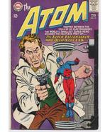 DC 1964 THE ATOM #15 GIL KANE Ray Palmer Jean Loring - $9.95