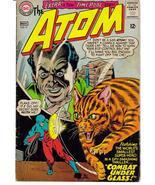 DC The Atom #21 Ray Palmer Jean Loring Time Pool Gil Kane - $9.95