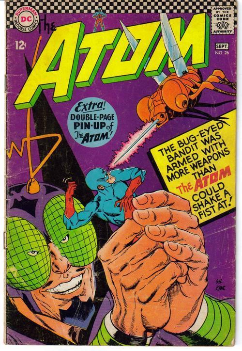 The atom 26
