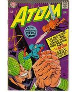 DC The Atom #26 Ray Palmer Insect Bandit Gil Kane Art  - $9.95