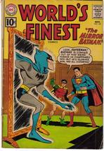 DC World's Finest #121 Superman Batman Robin Green Arrow Clark Kent Bruc... - $10.95