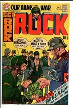OUR ARMY AT WAR #224-SGT. ROCK-COOL ISSUE! FN - $37.83