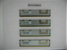 32GB (4X8GB) MEMORY FOR DELL POWEREDGE C1100 C2100 C6100 M610 M710 R410 R510