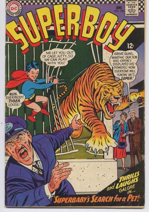 Superboy  130