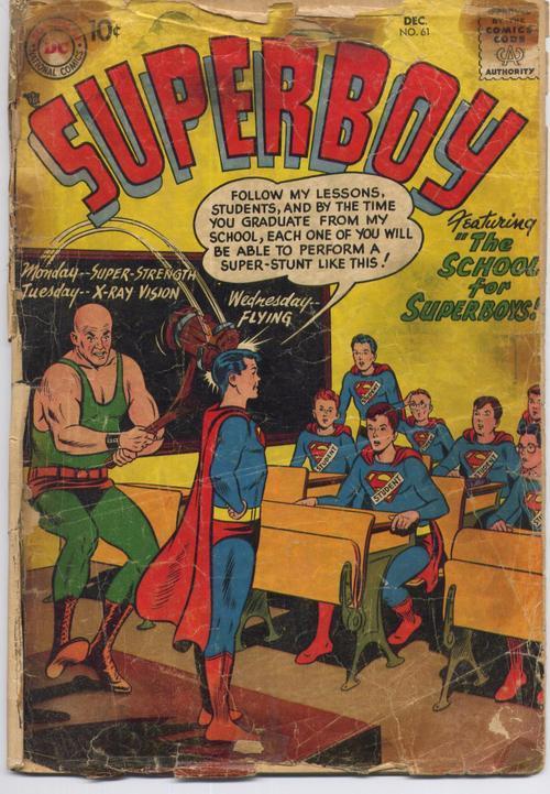 Superboy  61