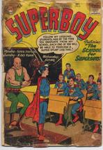 DC Superboy #61 Smallville Superman Kents Lana Lang Action Adventure  - $4.95