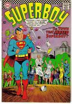 DC SuperBoy #139 Smallville Lana Lang Clark Kent Lex Luthor  - $4.95