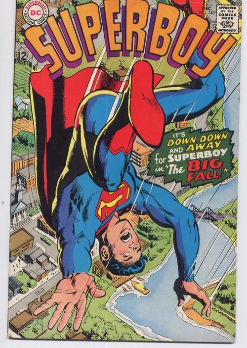 Superboy  143