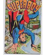 DC Superboy #143 Smallville Clark Kent Lana Lang Pete Ross The Big Fall  - $12.95
