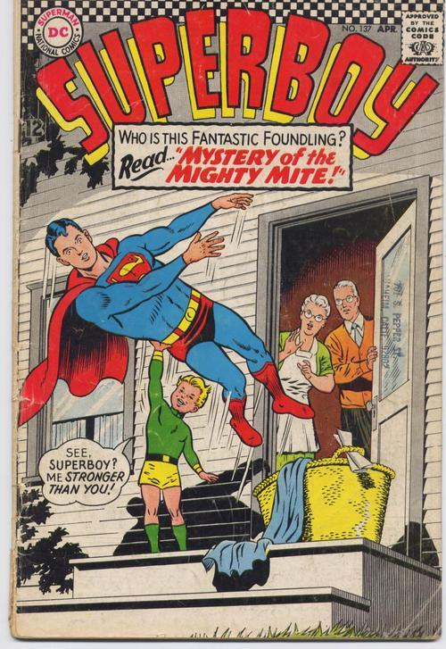Superboy  137