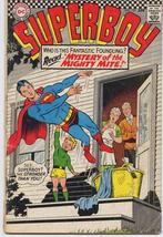 DC 1967 SUPERBOY #137 Mystery of the Mighty Mite Clark Kent Lana Lang Sm... - $10.95